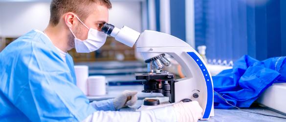 Микроскопические исследования